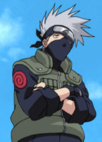 Tests de Naruto Kakashi
